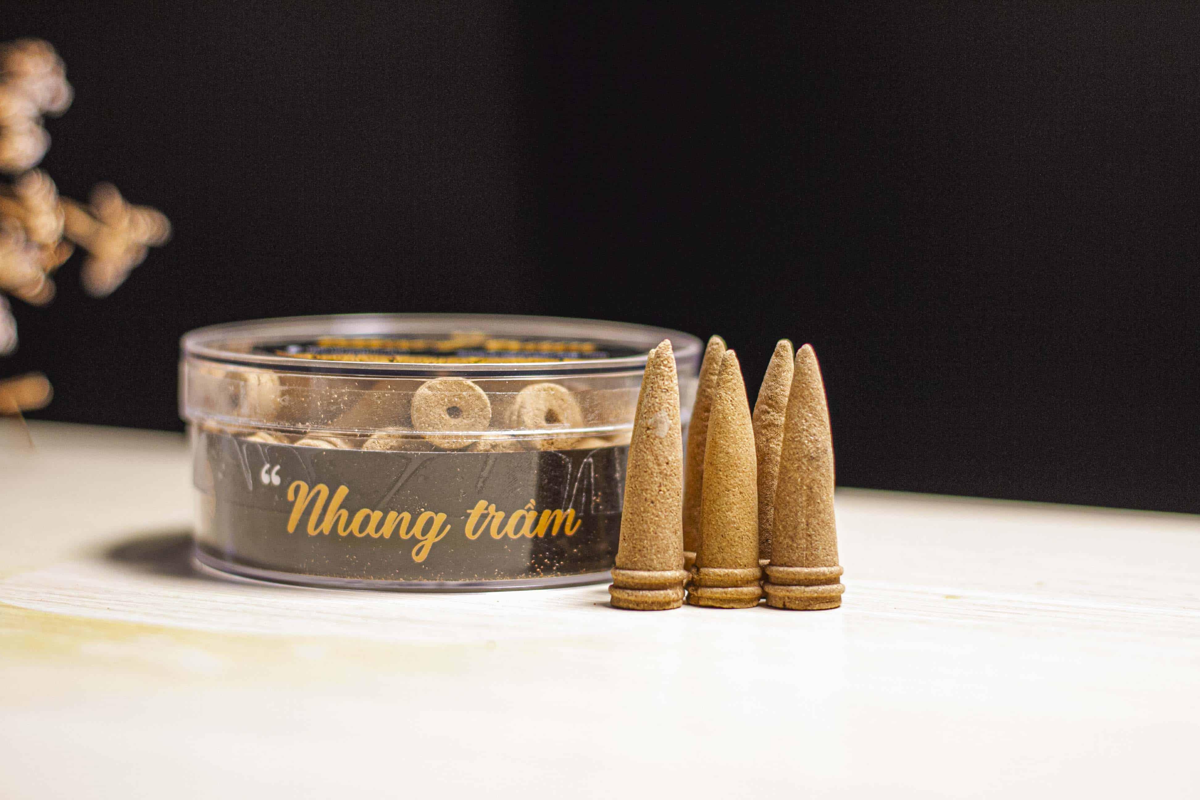 nhang Trầm Hương