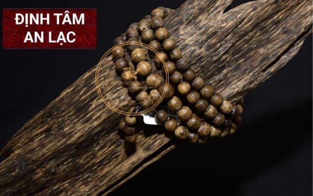 Vòng Trầm Hương 108 hạt