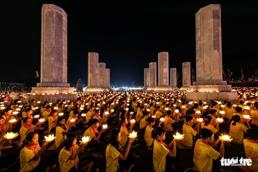 Lễ Phật Đản ngày mấy