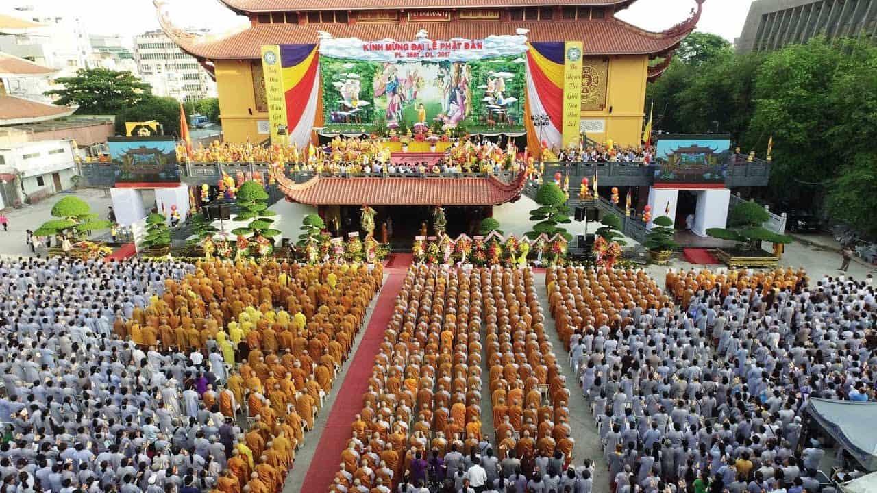Lễ Phật Đản tại Việt Nam