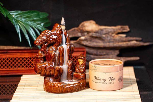 Thiên Mộc Hương là địa chỉ bán thác khói trầm hương uy tín tại Hà Nội