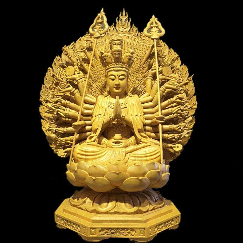 Phật Thiên Thủ Thiên Nhãn