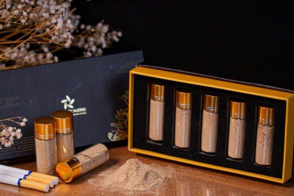 SET 5 lọ bột trầm hương cao cấp
