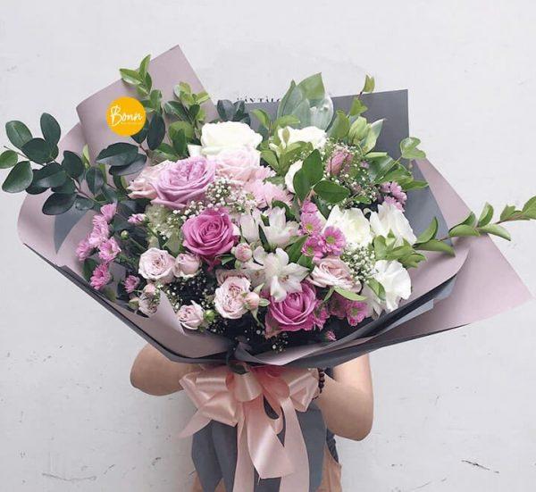 Hoa tươi quà tặng mẹ