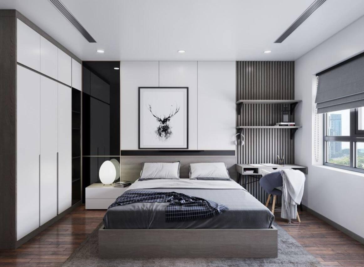Hướng phòng ngủ phù hợp cho người mệnh hỏa