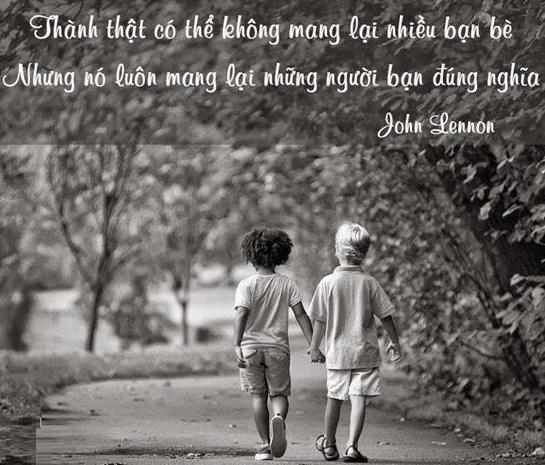 Những câu nói cực hay về tình anh em bạn bè