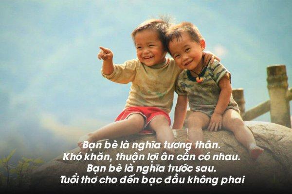 Những câu nói hay về tình anh em bạn bè