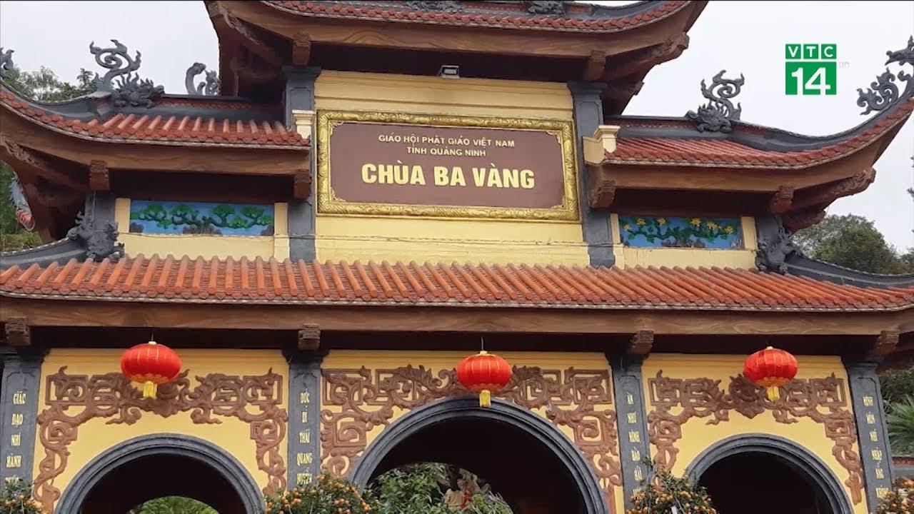 Lịch sử chùa Ba Vàng