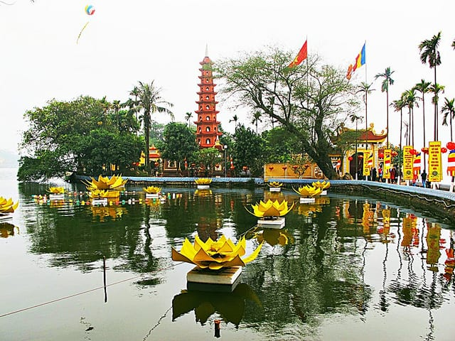 Lịch sử chùa