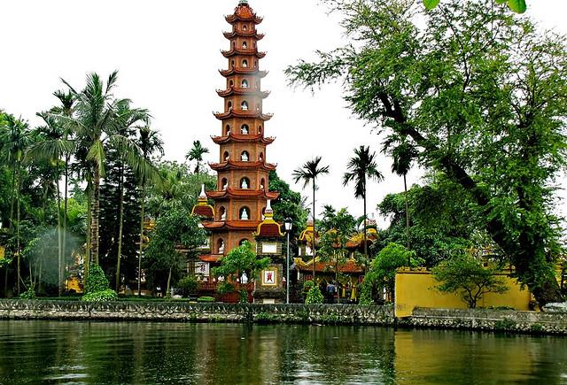 Nguyên tắc kiến trúc của chùa