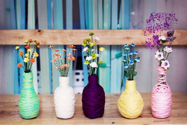 Hoa handmade - món quà tặng cho con gái đầy ý nghĩa