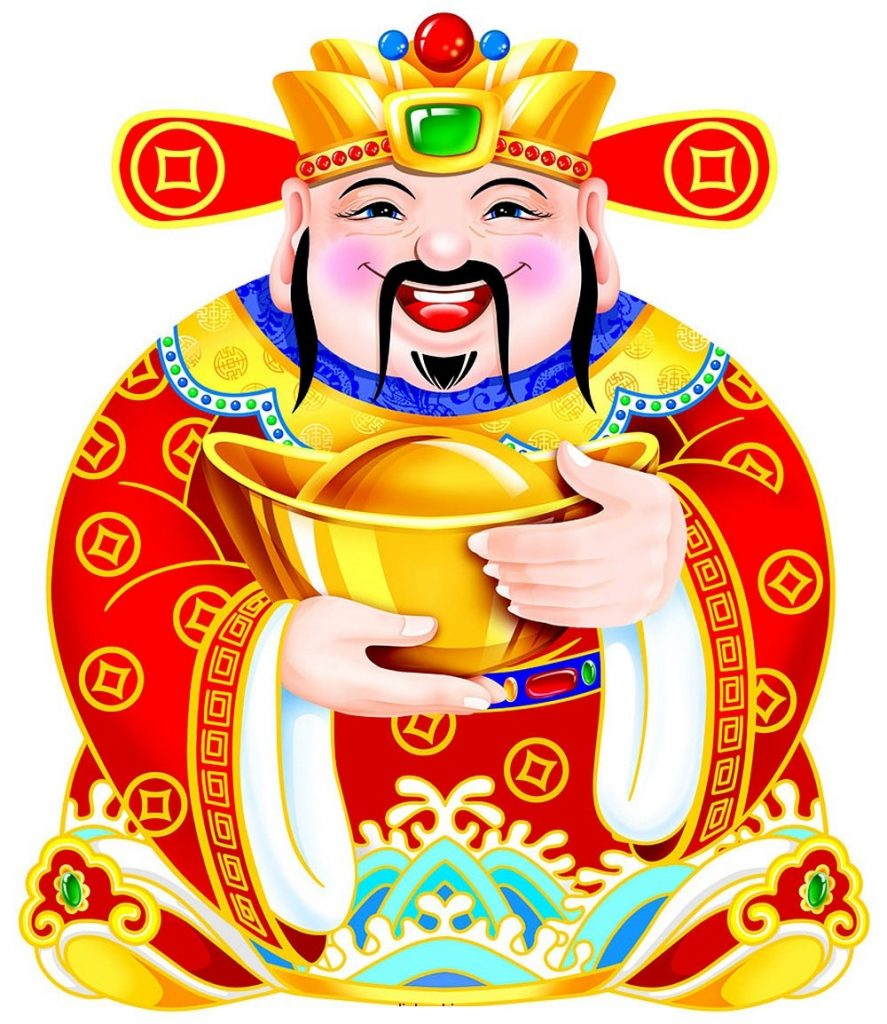 Thần Tài được thờ cúng với mong muốn điều gì