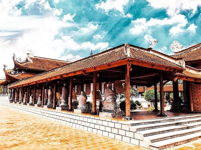 Nét đặc trưng của thiền viện Trúc Lâm